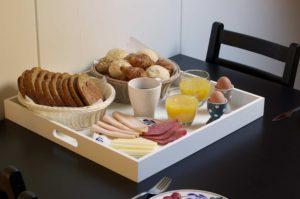 ontbijtjehooizolder